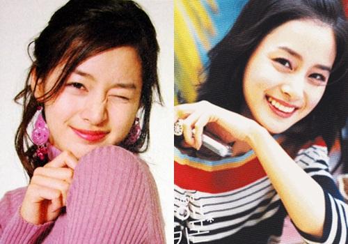Nhan sắc khuynh đảo một thời của ngọc nữ Kim Tae Hee - 9