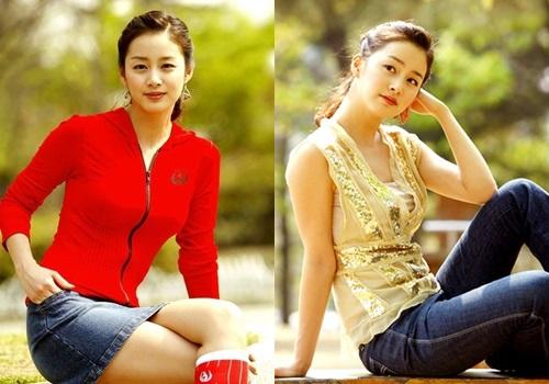 Nhan sắc khuynh đảo một thời của ngọc nữ Kim Tae Hee - 11