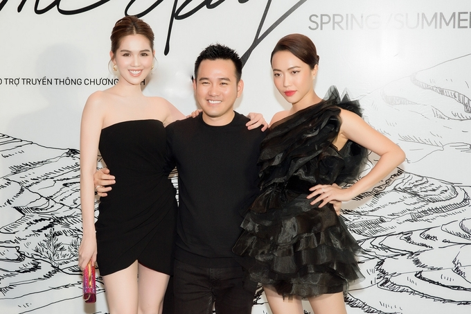 Ngọc Trinh diện phụ kiện 180 triệu đồng xem show