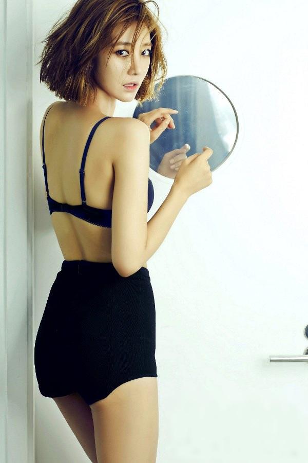 Vẻ nóng bỏng của diễn viên Go Joon Hee