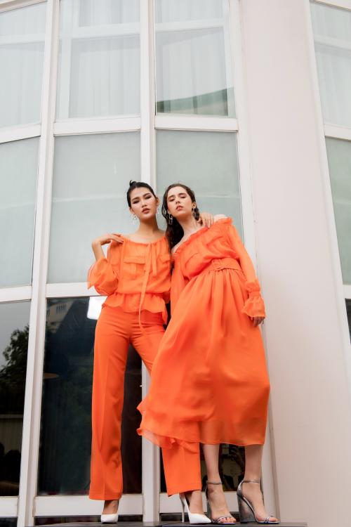 Thương hiệu Hate hợp tác cùng stylist Hoàng Ku ra mắt BST Xuân Hè 2019 - ảnh 5
