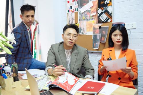 Thương hiệu Hate hợp tác cùng stylist Hoàng Ku ra mắt BST Xuân Hè 2019 - ảnh 3