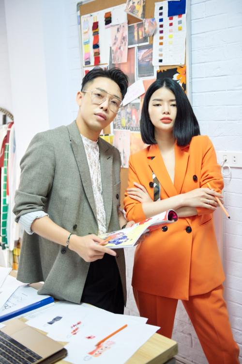 Thương hiệu Hate hợp tác cùng stylist Hoàng Ku ra mắt BST Xuân Hè 2019 - ảnh 4