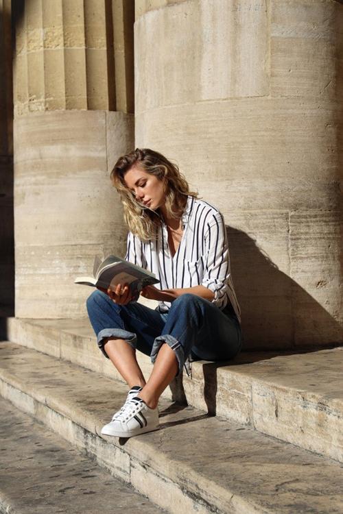 Những mẫu giày nổi bật trong BST Xuân Hè 2019 từ thương hiệu Geox - ảnh 5