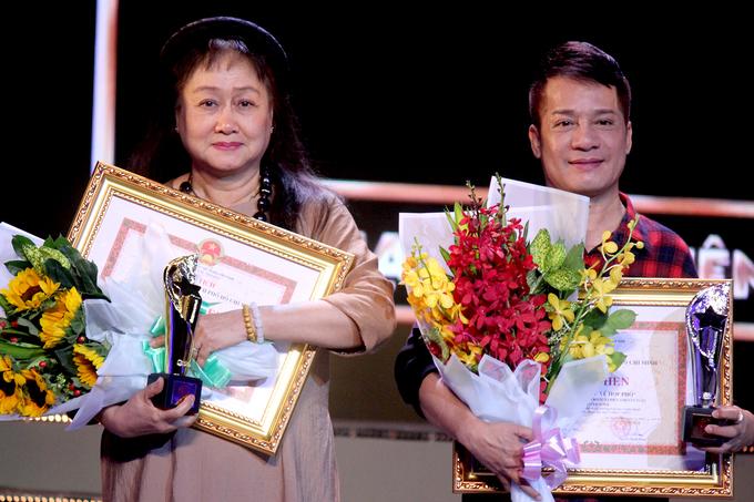 Nhạc kịch 'Tiên Nga' đoạt giải Văn học Nghệ thuật TP HCM
