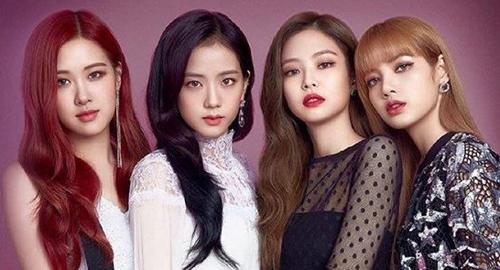 Các thành viên Black Pink từ trái qua: Rosé, Jisoo, Jennie và Lisa. Ảnh: YG Entertainment.