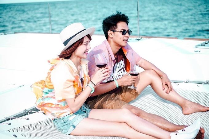 Chuyện tình 10 năm của cặp 'tiên đồng ngọc nữ' Thái Lan