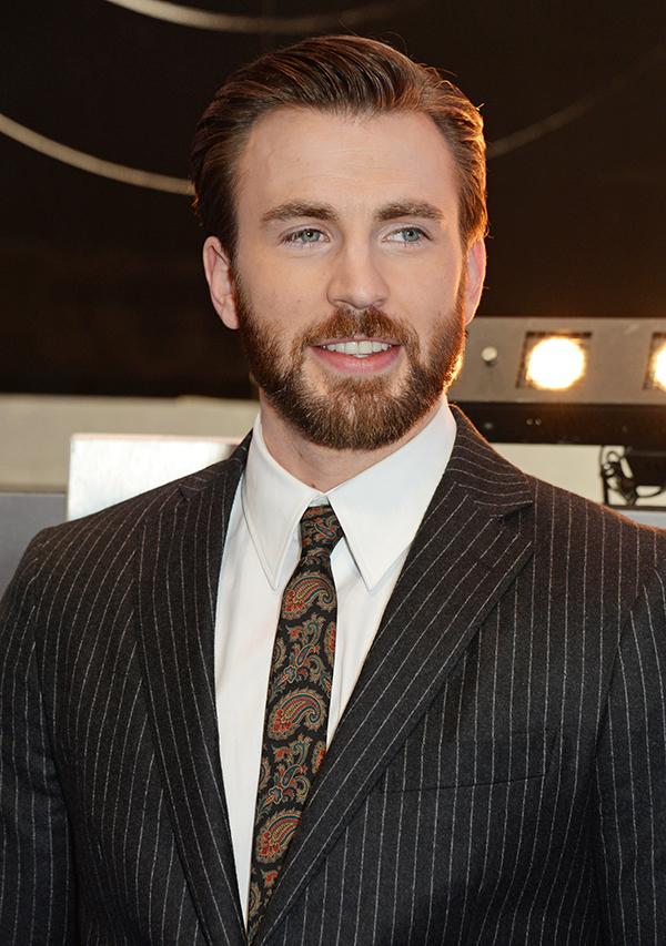 Vẻ điển trai của các tài tử 'Avengers'