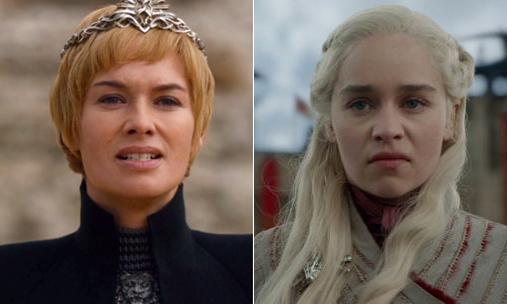 Hai nữ hoàng tử chiến trong tập mới 'Game of Thrones' - VnExpress Giải Trí