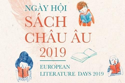 Poster Ngày hội sách châu Âu 2019.