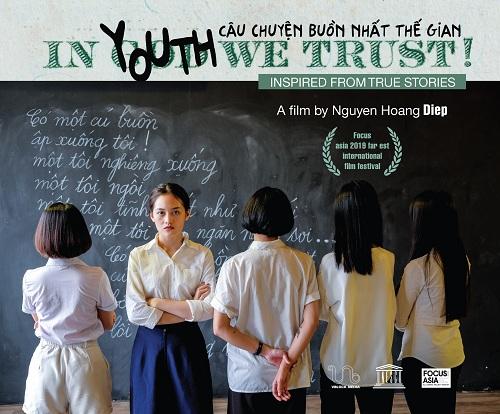 Nguyễn Hoàng Điệp tìm kinh phí làm phim về vụ án tình dục - ảnh 1