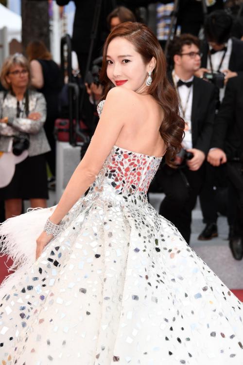 Dàn sao Hollywood dự LHP Cannes đeo trang sức Chopard - ảnh 9