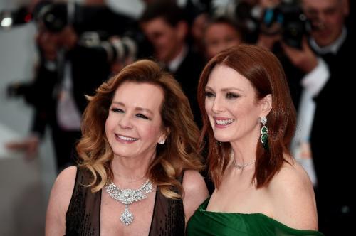 Dàn sao Hollywood dự LHP Cannes đeo trang sức Chopard - ảnh 6
