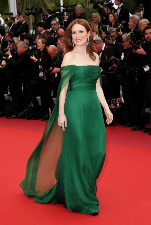 Dàn sao Hollywood dự LHP Cannes đeo trang sức Chopard - ảnh 1