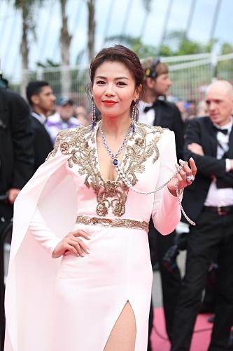 Dàn sao Hollywood dự LHP Cannes đeo trang sức Chopard - ảnh 7