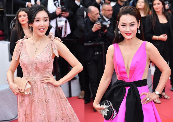 Mỹ nhân 'Thiên Long Bát Bộ' lần đầu dự LHP Cannes