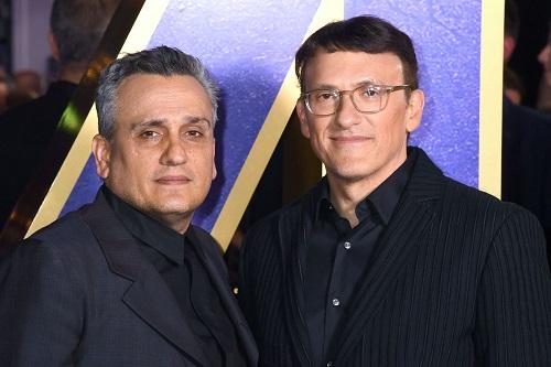 Joe và Anthony Russo ở buổi ra mắt Avengers: Endgame tại Mỹ. Ảnh: Disney.