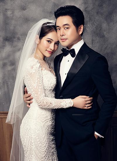 Dương Khắc Linh mong sớm có con sau khi kết hôn.