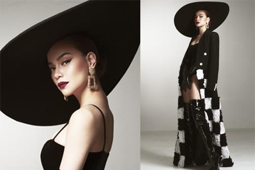 Stylist 9X gốc Việt phát triển sự nghiệp tại New York - ảnh 9