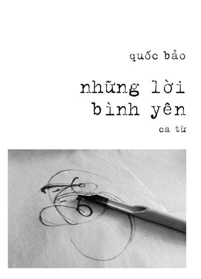 Nhạc sĩ Quốc Bảo xuất bản sách lời bài hát