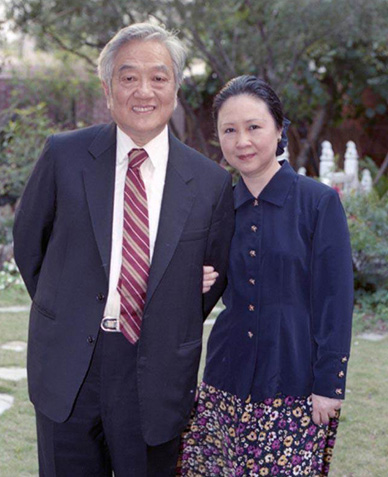 Chồng nữ sĩ Quỳnh Dao qua đời