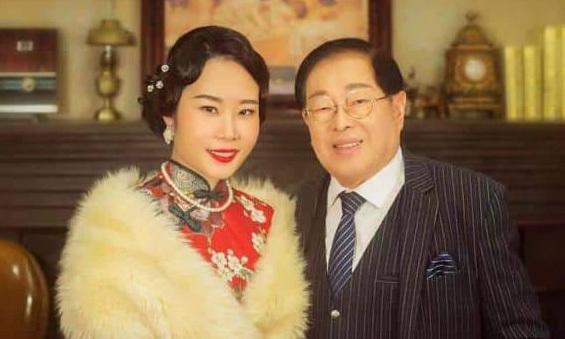 Ca sĩ 9x Malaysia cưới đại gia 71 tuổi - VnExpress Giải Trí