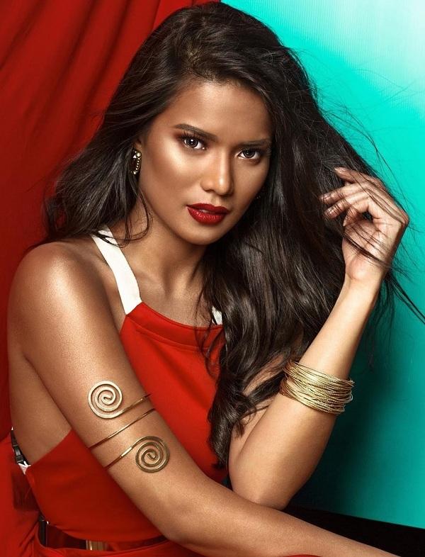 Dàn hoa hậu Philippines thi quốc tế năm nay