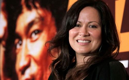 Shannon Lee là chủ tịch Bruce Lee Foundation - tổ chức giới thiệu tư tưởng, triết lý của cố võ sĩ. Ảnh: Shutterstock.