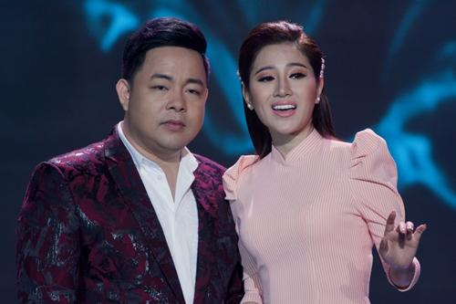 Quang Lê là khách mời trong dự án Bolero mới của Tố My.
