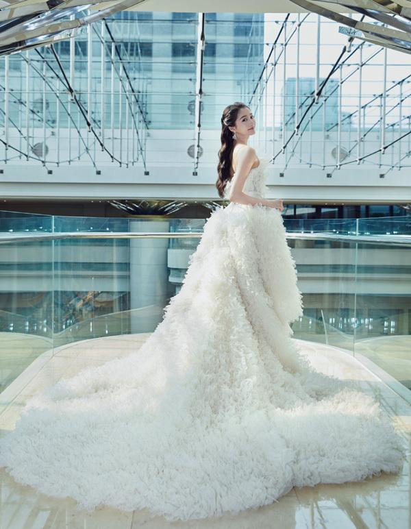 Tiểu hoa đán nổi bật nhất Trung Quốc chuộng phong cách 'tiên nữ'