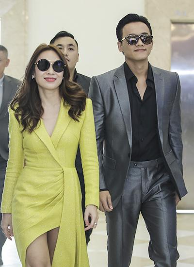 Từ khi bộ phim ra mắt, cả hai luôn xuất hiện cùng nhau để quảng bá phim trong các buổi giao lưu trên cả nước.