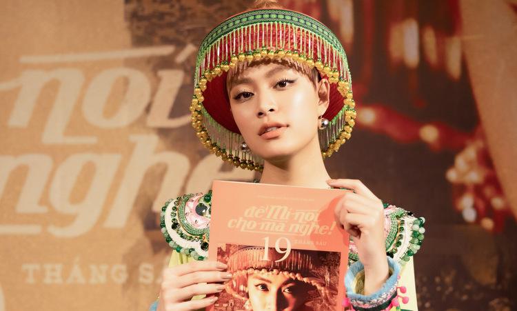 Hoàng Thùy Linh đưa loạt nhân vật văn học vào MV - Giải Trí