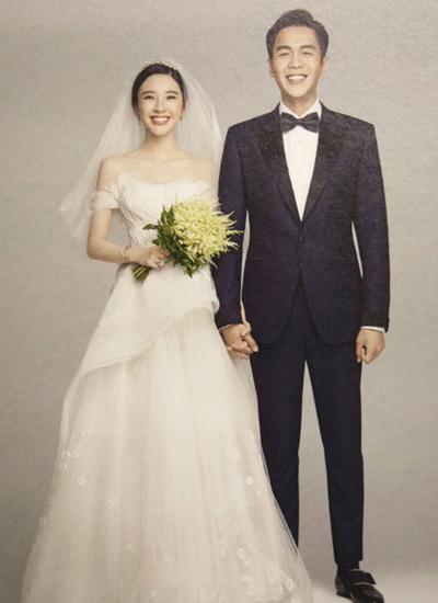 Diễn viên Chân Hoàn truyện kết hôn sau 10 năm hẹn hò - ảnh 1