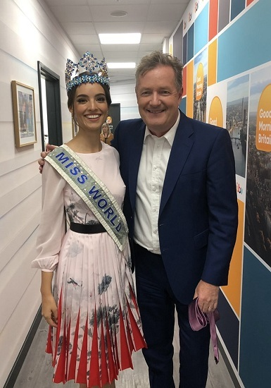 Miss World 2019 đổi địa điểm tổ chức - ảnh 1