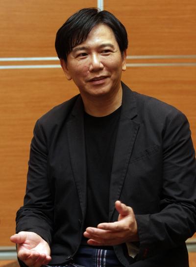 Ôn Triệu Luân tại sự kiện ở Malaysia hồi tháng 5.