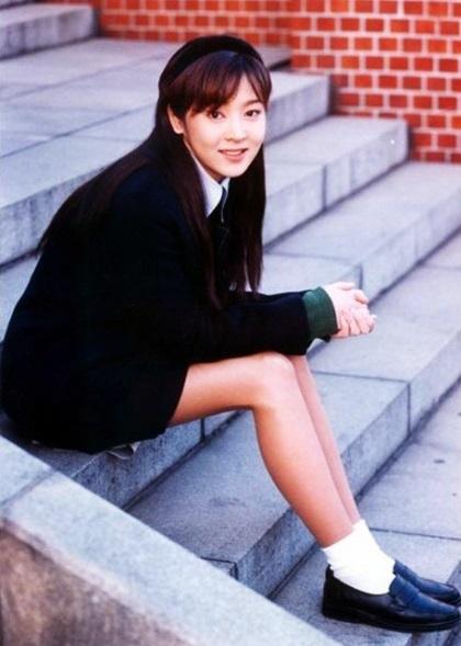 Nhan sắc một thời của Hiếu Kiêng Lee Seung Yeon - ảnh 1