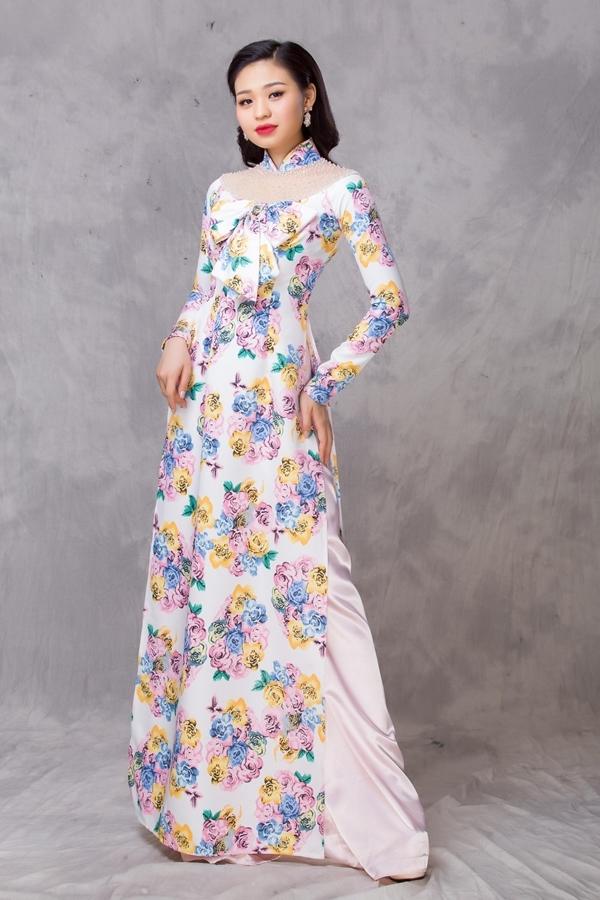 Diễn viên Lê Lộc gợi ý 5 mẫu áo dài cưới