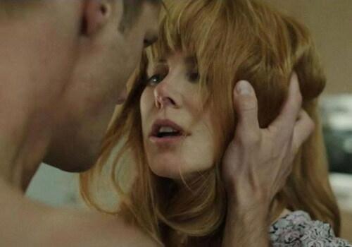 Nicole Kidman có nhiều cảnh nóng với tài tử Alexander Skarsgard trong phim.