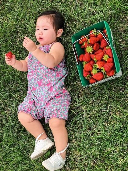 Vợ chồng Hà Anh đưa con gái một tuổi du ngoạn châu Âu - 8