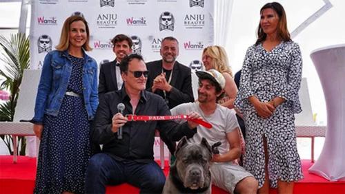 Sayuri - cô chó nổi tiếng vì đóng phim cùng Brad Pitt - ảnh 4