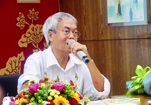 Nhà văn Đông Thức - con trai Bà Tùng Long