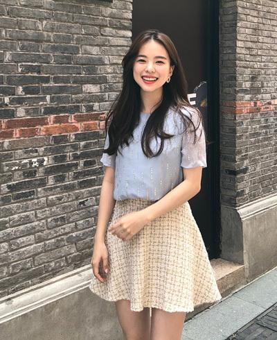 Gu thời trang của Thiên thần nội y Hàn Quốc - 3