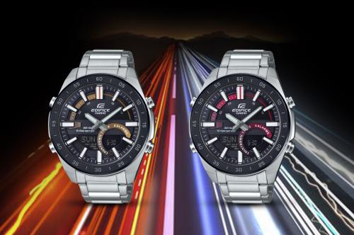 Đồng hồ Casio Edifice pin 10 năm dành cho quý ông - ảnh 3