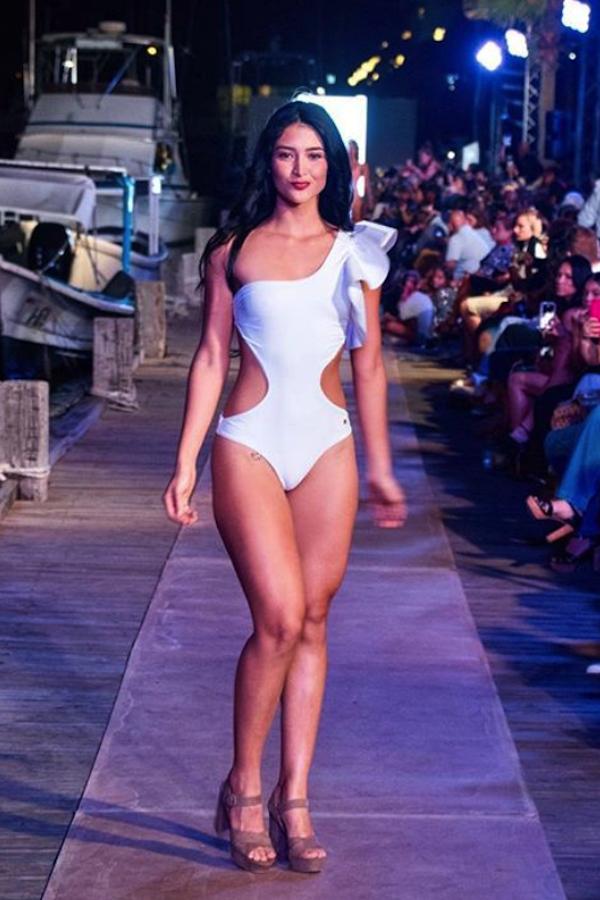 Nhan sắc tân Hoa hậu đảo quốc Aruba