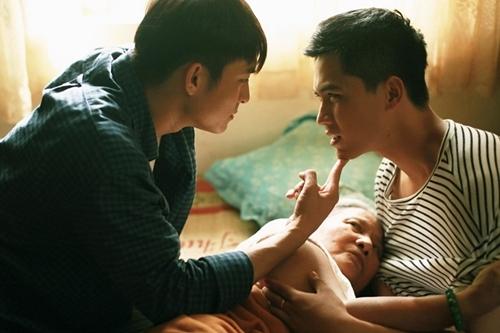 Hồng Đào lấy nước mắt khán giả với vai bà mẹ có con đồng tính - ảnh 4