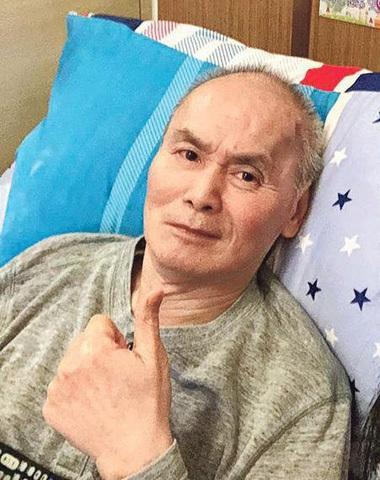 Lưu Gia Huy ở tuổi 64. Ảnh: Mingpao.