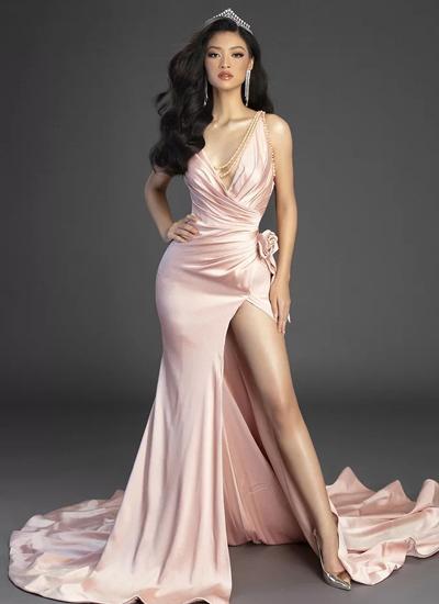ô sẽ đại diện Việt Nam tham dự Miss Grand International 2019.