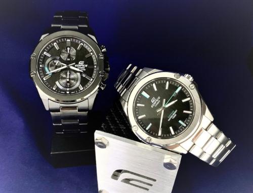 Casio ra mắt đồng hồ Edifice kính sapphire, vỏ siêu mỏng - ảnh 2