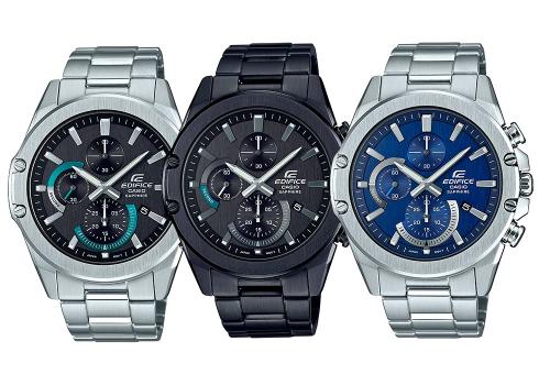 Casio ra mắt đồng hồ Edifice kính sapphire, vỏ siêu mỏng - ảnh 1