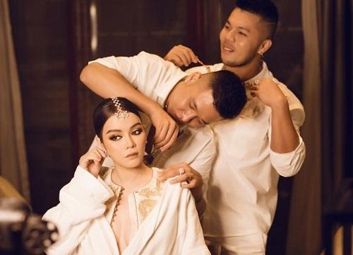 Dàn giám khảo cuộc thi Makeup - Transformation - ảnh 2